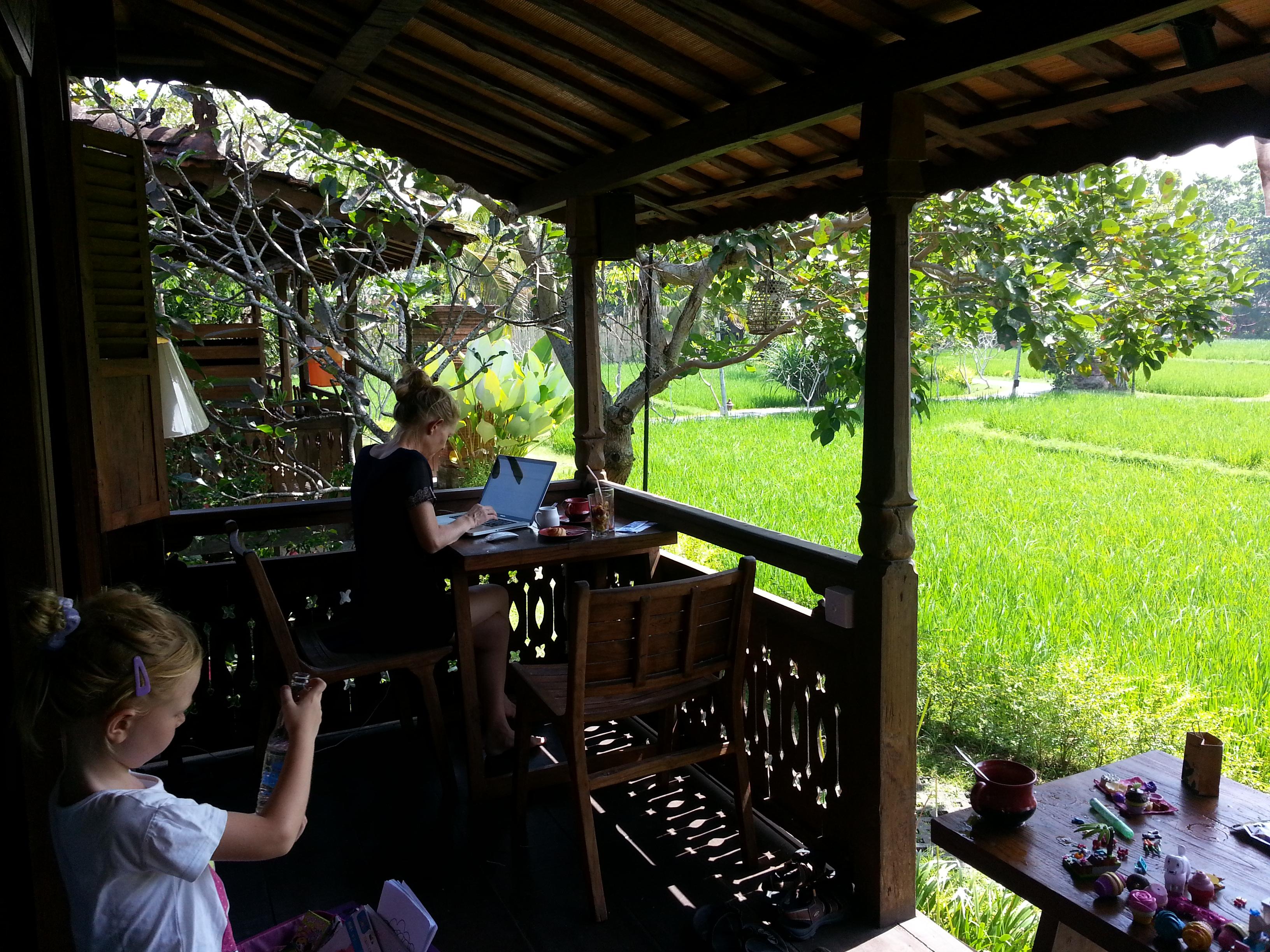 Smag på Bali