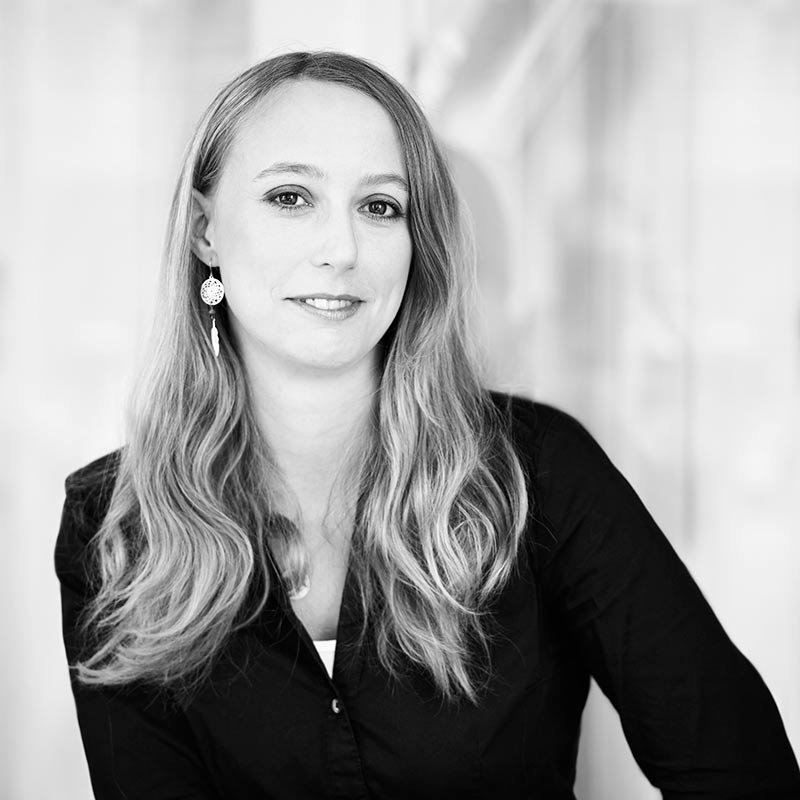 Katja Berger  Forfatter, redaktør og digital marketingrådgiver